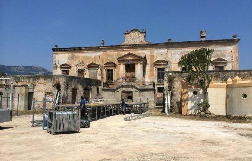 Cascino in Passerella