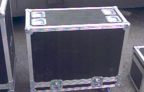 Flight Case per amplificazione chitarra