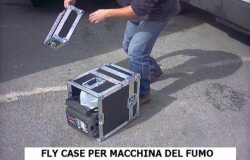 Flight Case per macchina del fumo