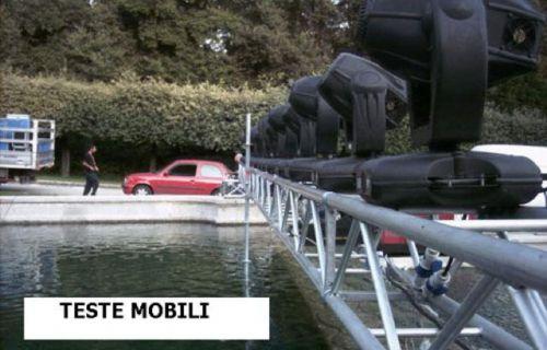 Teste mobili