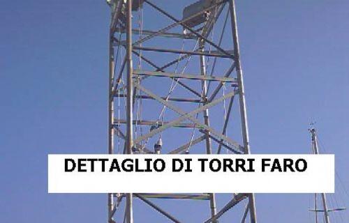 Torre per illuminazione fiera