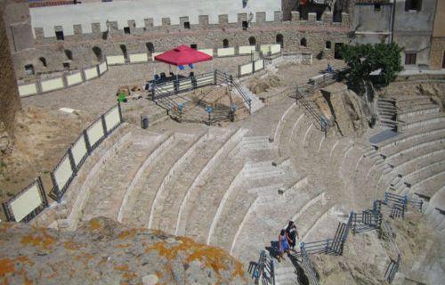 Teatro Pietro Rosa Pollina