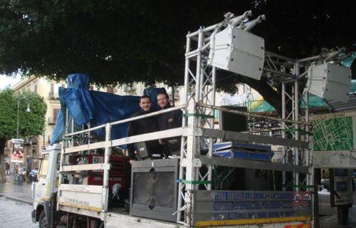 Sound System per scioperi